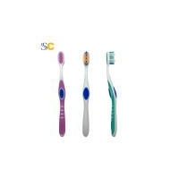 China High Quality Plastic Soft Toothbrush For Adult on sale