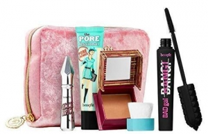 China Benefit Sweeten Up, Buttercup Face Makeup 4-Piece Set - POREfessional,Hoola Bronzer on sale