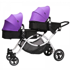 China 2017 new baby twins strollerTS57 on sale