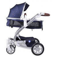 China luxury aluminum stroller 3 in XS-TS58 on sale