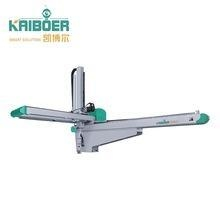 China High Quality New Design Automatic Small Robotic Arm,In Mold Labeling Robots System on sale
