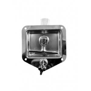 China T-handle recessed tool-box lock on sale