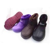 China EV137 308-1Ladies Women's Ankle EVA Winter Snow Ski Boots shoes on sale