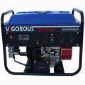 China 3KW Dual Fuel Inverter Generator on sale