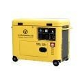 China 5.5KW Residential Silent Diesel Power Generator For Home on sale