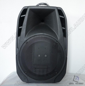 China Empty Plastic Cabinets Empty Plastic Speaker Cabinets DH-Q-01 on sale