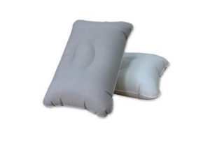 China Durable coated PVC inflatable travel pillow on sale