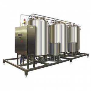 China Auto Control Juice/milk Cip Cleaning System Cip Equipment on sale