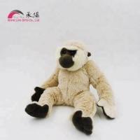 Life like stuffed chinese new year plush toy monkey