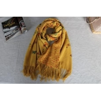 China cashmere product 100%cashmere printing scarf on sale