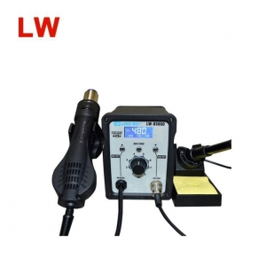 China 8586 Soldering Station Hot Air Soldering Station on sale