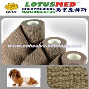 China Non-Woven Flexible Cohesive Bandage Elastic Finger Bandage Coflex Bandage Tape on sale