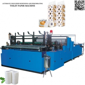 China Toilet Paper Making Machine on sale