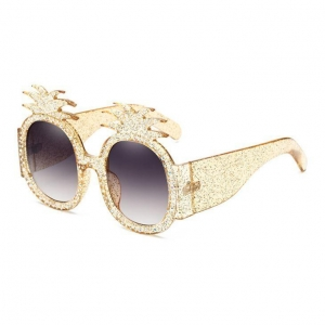 China Pineapple Party Sunglasses on sale