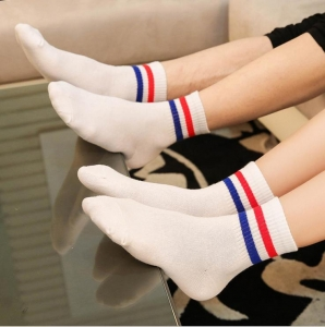 China Men ankle socks - copy on sale