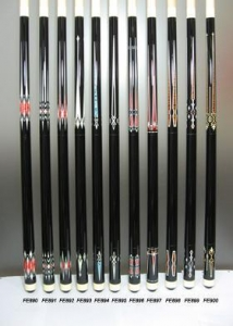 China Carom cues FE890-FE900 on sale