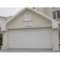 US Standard White Steel Overhead Garage Door