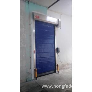 China High speed self-repair door for cold room on sale