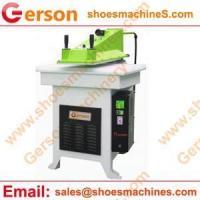 clicker press Swing Arm Hydraulic Cutting Machine 22T/27T