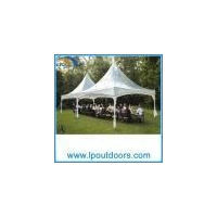 China 6X6m Outdoor Aluminum Clear Roof Spring Top Gazebo Tent on sale