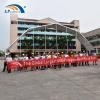China 40x80M Giant Polygonal roof marquee exhibition tent for Concert Festival on sale