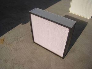 China Partition HEPA Filters on sale