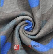 China Single Jersey T/C Printed Jacquard Single Jersey on sale