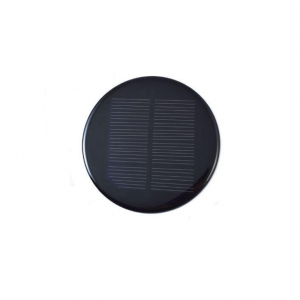 China Round Polycrystalline Solar Cell on sale