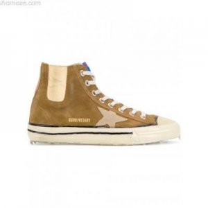 China Golden Goose Deluxe Brand High-Top-Sneakers Aus Kalbsleder G31WS638P1 on sale