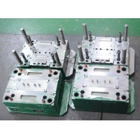 IML Injection Molding Switch Plastic Injection Mold