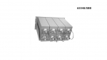 Duplexer Band Pass 375-440 MHz Model 65548/SBB