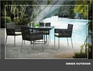 China Comfortable outdoor furniture Wicker Furniture Collection for sale OMR-G154 on sale