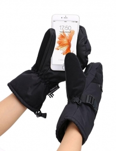 China Heated Gloves Mitten Gloves with Fingers on sale
