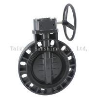 Butterfly Valves upvc butterfly valve with gear