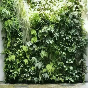 China Haihong Insights Artificial Plant Wall on sale