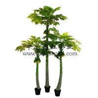 China (Indoor & Outdoor) artificial papaya TREE on sale