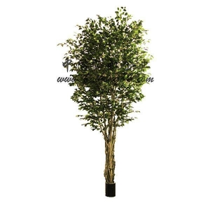China (Indoor & Outdoor) artificial ficus Tree on sale