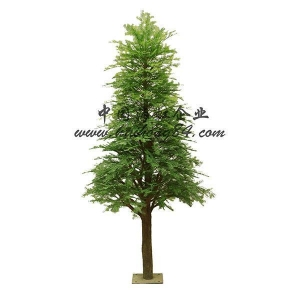 China (Indoor ) artificial yew plant or tree on sale