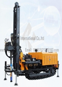 China DSW180 Geothermal Wells multi-function rig on sale