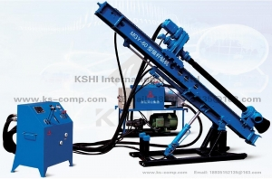 China MGY60 Hydraulic Anchoring Drilling Rig, on sale