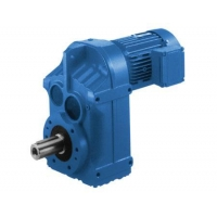 JF series parallel shaft helical gear reducer