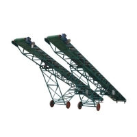 DY Mobile Belt Conveyor