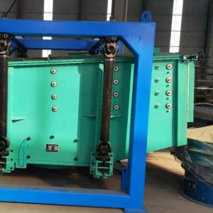 China Gyratory Screen Vibratory Separator For Fertilizer Powder And Granules on sale
