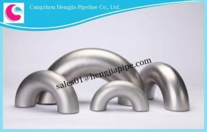 China Carbon Steel/alloy Steel/stainless Steel/aluminum 90 Deg Long/short Radius Elbow on sale