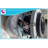 China EPDM Single Sphere High Pressure/high Tempreture Rubber Expansion Joints on sale