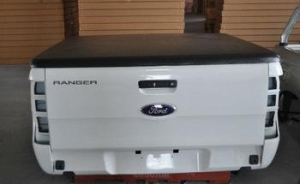 China Hard ABS Tonneau Cover Ford Ranger 2010 on sale