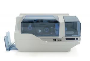 China Zebra Zebra P330i Card Printer on sale