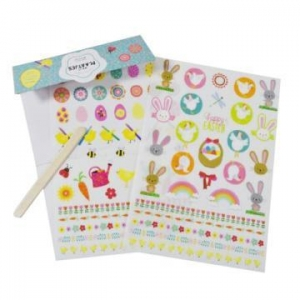 China Stickers cute kids custom stickers with stick on sale