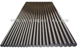 China Carbon Fiber Solid Pole on sale