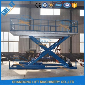 China Portable Hydraulic Lift Tables on sale
